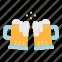 alcohol, beer, drink, food, pub