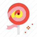 candy, christmas, lollipop, sweets icon