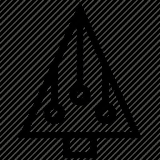 christmas, christmas tree, decoration, tree, xmas icon