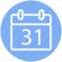 calendar, christmas, date, day, event icon