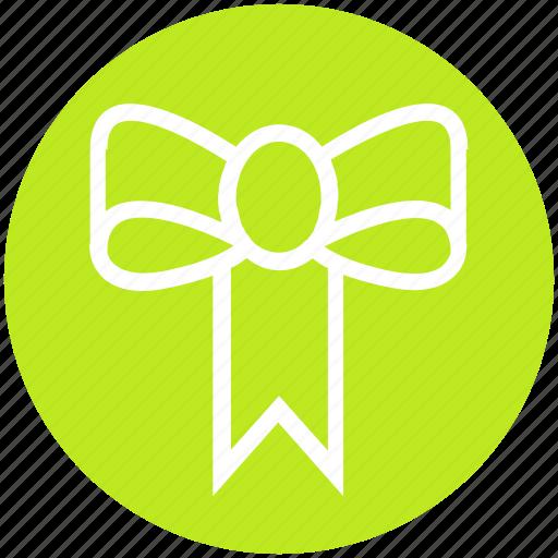 christmas, christmas ribbon, decoration, ribbon, season icon