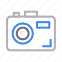 camera, capture, gadget, photo, pictures icon