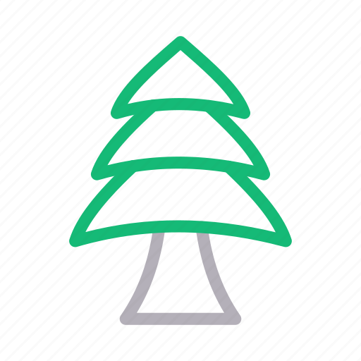 Christmas, fir, green, nature, tree icon - Download on Iconfinder
