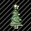 christmas, christmas tree, decoration, tree, winter