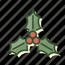 christmas, decoration, kiss, mistletoe, xmas