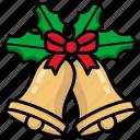 adornment, bell, celebration, christmas, decoration, ornament, xmas