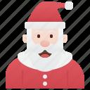 christmas, claus, happiness, santa, traditional