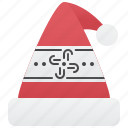 christmas, costume, hat, party, santa