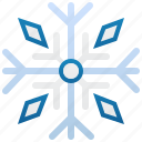 cold, crystal, freeze, snowflake, winter