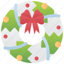 celebration, christmas, decorative, season, wreath