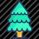 christmas, new year, tree, winter