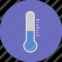 termometer, cold, winter icon
