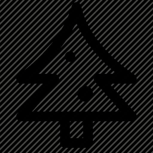 christmas, christmas tree, new year, santa claus, spruce, tree, winter icon