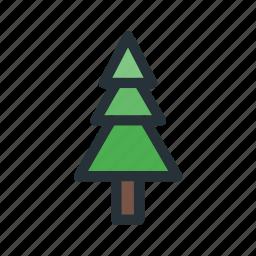 christmas, decoration, light, nature, tree, xmas icon