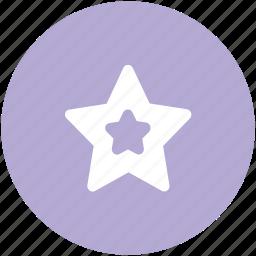 christmas decoration, christmas ornaments, decoration star, star, star ornament icon