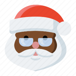 christmas, claus, nick, saint, santa icon