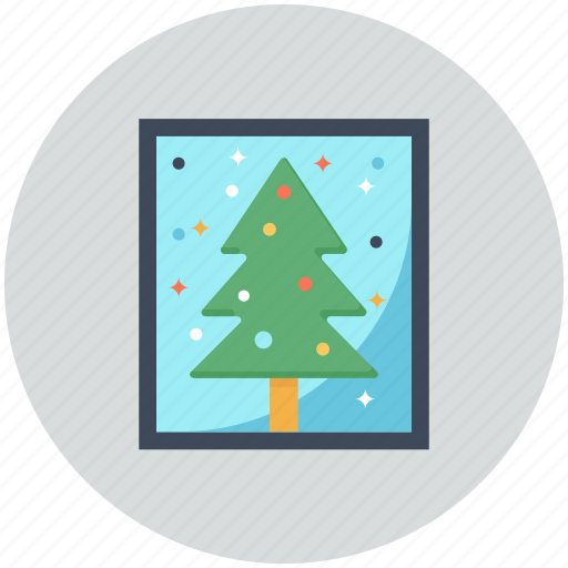 frame, image, photograph, photos, picture icon, tree icon