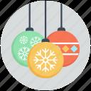 ball, ornament, bauble, christmas