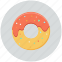 circular, coucou, donut, donuts, food, foods, sweet icon