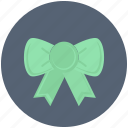 accessories, bow, formal, tie icon icon