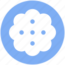 biscuit, christmas, cookie, easter, festival, party icon