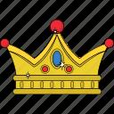 crown, headgear, nobility, royal crown, star crown