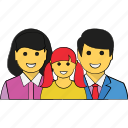 couple, family fun, family home, family portrait, family tree, happy family, people icon