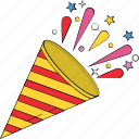 celebration, event, firecracker, firework, party decorations
