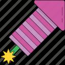 dynamite, explosion, firework, firework bomb, firework rocket