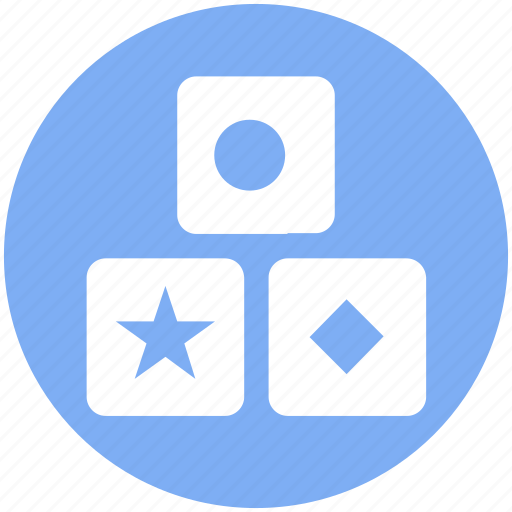Baby, blocks, box, christmas, game, stacking, toy icon - Download on Iconfinder