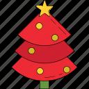 christmas, christmas tree, fir tree, nature, pine tree, tree