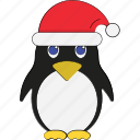 bird santa, bird santa claus, bird santa snow, bird snow, frosty, santa clause, winter snowman icon