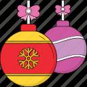 bauble, bauble ball, christmas bauble, christmas decoration, christmas ornaments