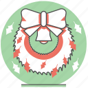 christmas, concept, happy, holiday, new year icon