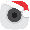 camera, christmas, photography, photos, view, watch icon