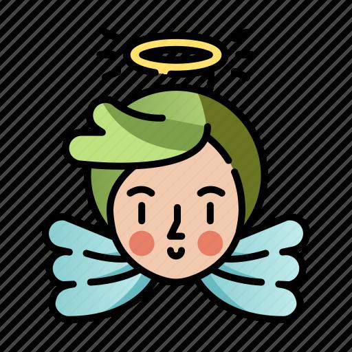 angel, character, christmas, christmas angel, xmas icon