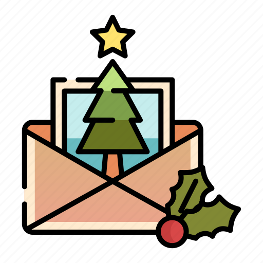 card, christmas, christmas card, new year, xmas icon