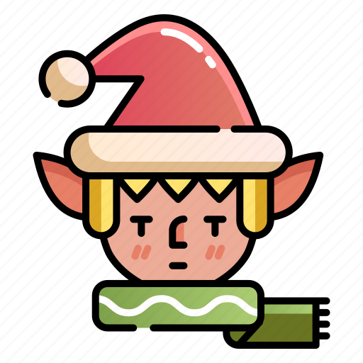 Character, christmas, christmas elf, elf, xmas icon - Download on Iconfinder