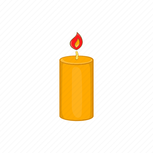 candle, candy, cartoon, christmas, holiday, style, tree icon