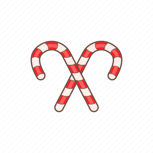 candy, cane, cartoon, design, dessert, stick, style icon