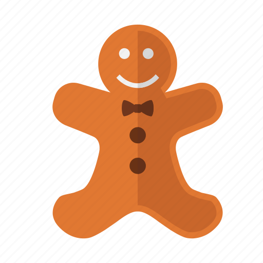 christmas, gingerbread, sweet, xmas icon