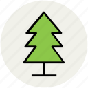 christmas tree, fir tree, forest, nature, pine tree, spruce, tree icon