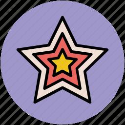 christmas decoration, christmas ornament, decoration star, star, star ornament icon