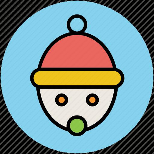 jester face, joker avatar, joker face, santa claus, santa face icon