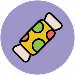 candy, christmas candy, confectionery, sweets, toffee icon