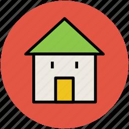 building, home, house, hut, real estate, shack, villa icon