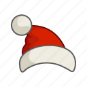 new year, santa hat, santa, hat, christmas