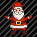 christmas, new year, santa claus, xmas icon