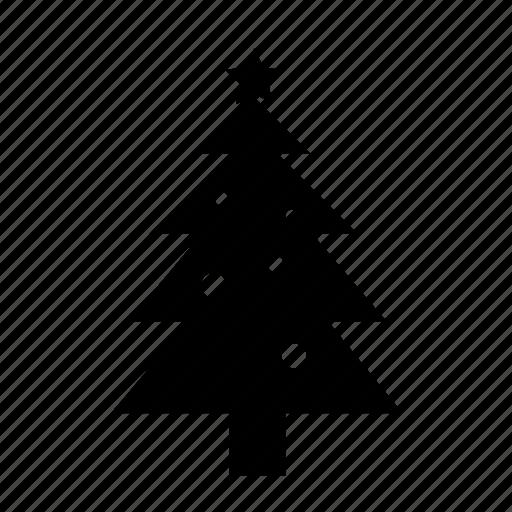 christmas, christmas decoration, christmas tree, holiday, pine, pine tree, tree icon