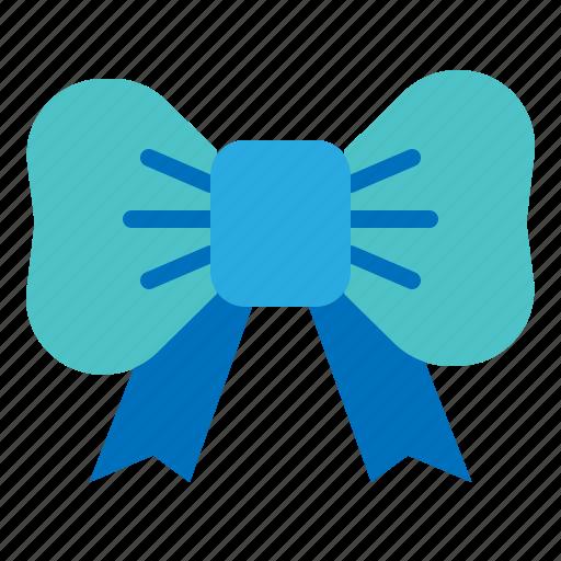 bow, necktie, ribbon, tie icon